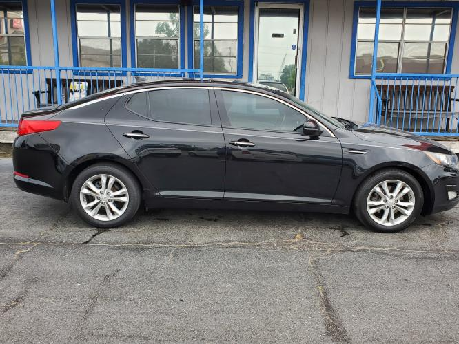2012 KIA OPTIMA EX; LX