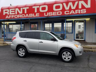 2012 TOYOTA RAV4 BASE 4 DOOR WAGON