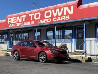 2014 CHRYSLER 200 TOURING 4 DOOR SEDAN