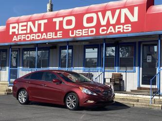 2013 HYUNDAI SONATA LIMITED; SE 4 DOOR SEDAN