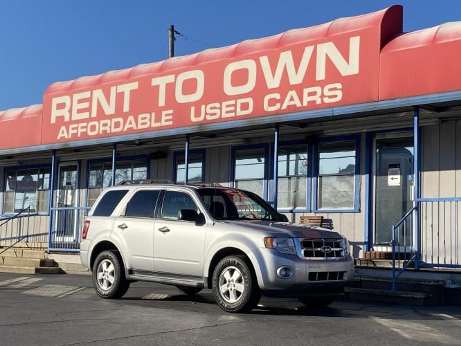 2012 FORD ESCAPE XLT 4 DOOR WAGON
