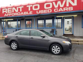 2011 TOYOTA CAMRY BASE 4 DOOR SEDAN