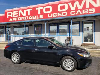 2016 NISSAN ALTIMA BASE 4 DOOR SEDAN