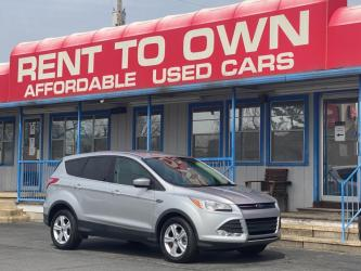 2015 FORD ESCAPE SE 4 DOOR WAGON