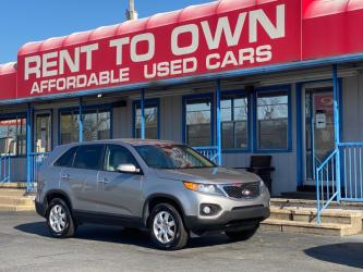 2013 KIA SORENTO LX 4 DOOR WAGON