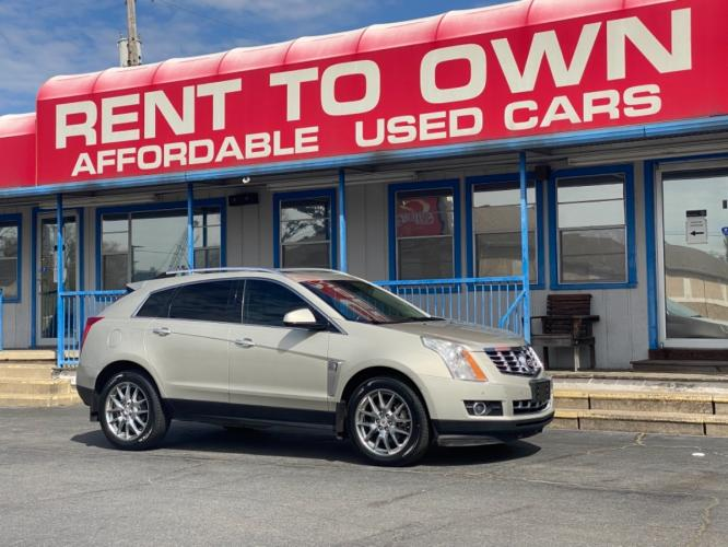 2014 CADILLAC SRX PERFORMANCE 4 DOOR WAGON