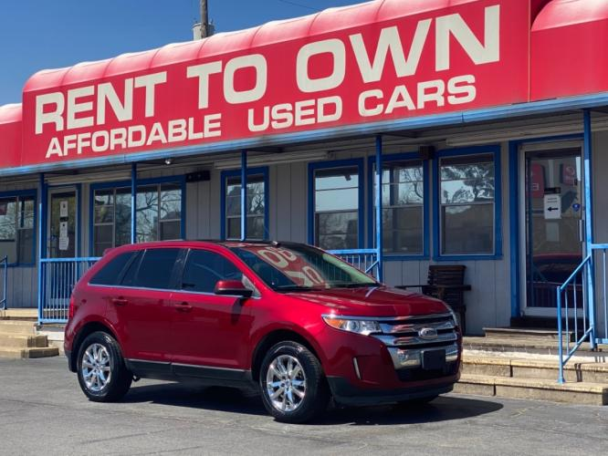 2013 FORD EDGE LIMITED 4 DOOR WAGON